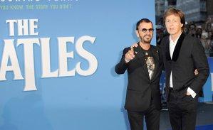 Paul McCartney şi Ringo Starr înregistrează un nou album