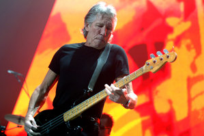 Roger Waters vrea un concert