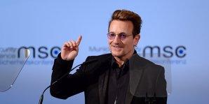 Cum a decurs întâlnirea între Bono şi vice-preşedintele SUA, Mike Pence