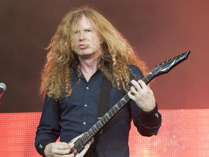 Dave Mustaine, liderul Megadeth, a postat tab-urile corecte de la piesa