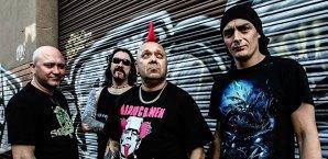 Punkiştii The Exploited - cap de afiş la Rock la Mureş