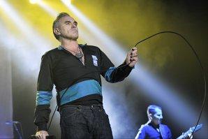 Morrissey a fost cât pe aci să apară în noul album Gorillaz