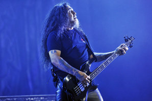 Front-man-ul Slayer, Tom Araya: