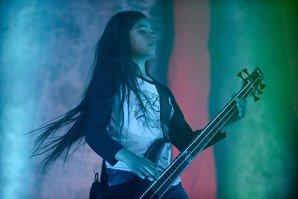 Cum a ajuns puştiul de doar 12 ani al basistului Metallica, Rob Trujillo, să cânte cu Korn