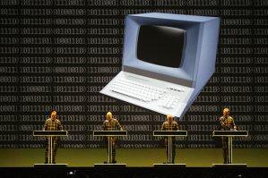 Kraftwerk anunţă un nou album live şi filmari 3D din concerte