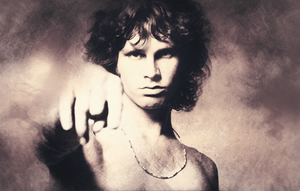 VIDEO: Jim Morrison a prezis muzica techno