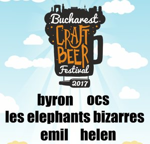 Rock, punk, indie, electro şi jazz la Bucharest Craft Beer Festival