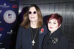 Ozzy şi Sharon Osbourne şi-au reînoit juramintele după ce un an au fost despărţiţi