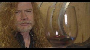 Vinul liderului Megadeth, Dave Mustaine, a fost premiat cu aur şi platină