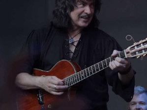 AUDIO: Ritchie Blackmore a lansat prima piesă nouă Rainbow după 22 de ani