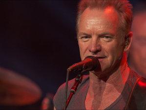 """Sting va susţine primul său concert din Transilvania, în cadrul turneului mondial """"57th & 9th"""""""