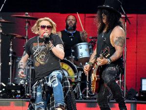 Turneul Guns N' Roses,