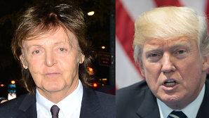Pe viitorul album al lui Paul McCartney o să ascultăm o piesă inspirată de preşedintele Trump
