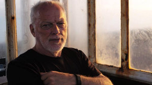 VIDEO: Vezi David Gilmour,