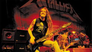 Gest nobil din partea tatălui fostului membru Metallica, Cliff Burton