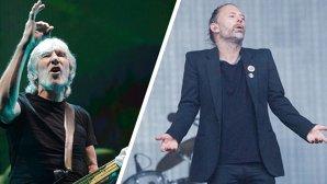 Gâlceava dintre Roger Waters şi Radiohead