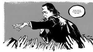 Toamna asta ne aduce o carte de benzi desenate cu autobiografia lui Nick Cave