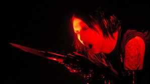 Teasing Marilyn Manson la noul său album