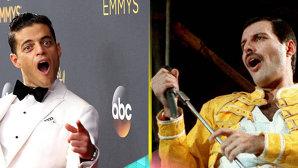 A apărut prima poză cu Rami Malek în rolul lui Freddie Mercury din filmul biografic Bohemian Rhapsody