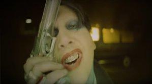 VIDEO: Marilyn Manson a lansat clipul
