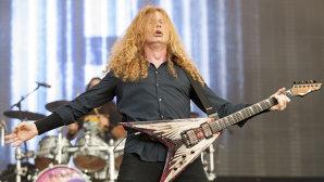 Dave Mustaine anunţă un viitor videogame Megadeth