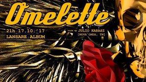 "Omelette lansează albumul de debut, ""With a Rose, With a Fire"""