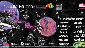 Cealaltă muzică #7 - The Ultimate Jam, pe 19 octombrie în Expirat