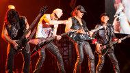 "Scorpions lansează ""Born To Touch Your Feelings - Best Of Rock Ballads"" în noiembrie"