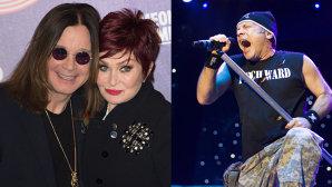 Vocalistul Bruce Dickinson pune batista pe ţambal în scandalul dintre Iron Maiden şi Sharon Osbourne