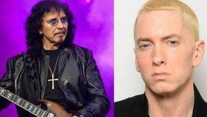 Tony Iommi a povestit că Eminem i-a propus să cânte împreună