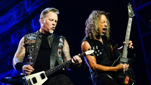 Ironiile lui James Hetfield la adresa colegului său de trupă, Kirk Hammett