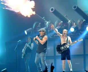 Încă o zi de doliu în AC/DC. Trupa a mai pierdut un membru