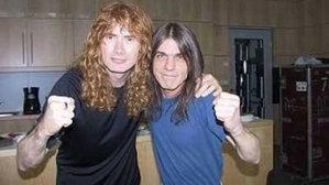 Vorbele frumoase ale lui Dave Mustaine despre briliantul chitarist AC/DC, Malcolm Young