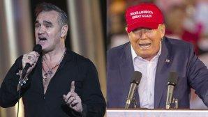 """Morrissey a declarat că l-ar ucide pe """"parazitul"""" Trump """"pentru binele umanităţii"""""""