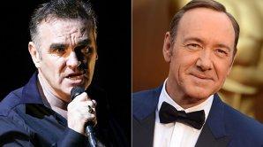 Morrissey sare în apărarea lui Kevin Spacey