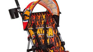 Apare căruciorul pentru bebeluşi, Pantera