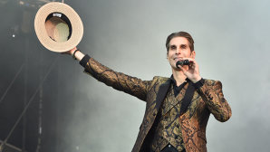 Perry Farrell, vocalistul Jane's Addiction, şi-a drogat câinele din greşeală