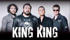 Trupa britanică blues-rock King King vine în România