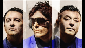 "VIDEO: Manic Street Preachers a lansat clipul ""International Blue"""