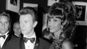 Emoţionantul mesaj a lui Iman în memoria soţului ei, David Bowie