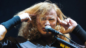 """Mustaine a recunoscut că iniţial a format Megadeth ca să """"distrugă"""" Metallica"""