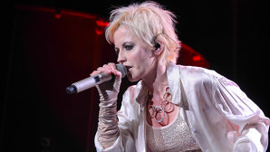 Vocalista The Cranberries, Dolores O'Riordan, venise la Londra să colaboreze cu trupa metal Bad Wolves