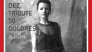 """Dez, vocalista Omelette, aduce un """"live tribute"""" The Cranberries"""