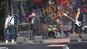 Division of Joy, trupa românească tribute Joy Division, face un mic turneu prin ţară