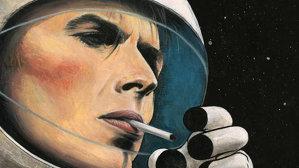 O maşină în care cântă muzica lui David Bowie a fost lansată în spaţiu