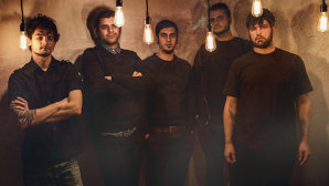 Breathelast lansează un nou album în Bucuresti şi în ţară