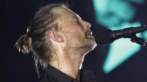Cum mai cere atenţie liderul Radiohead, Thom Yorke