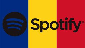 Spotify este acum disponibil în România