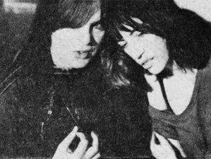 Coverurile făcute de Patti Smith pentru muzica lui Nico sunt alchimie pură