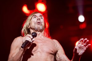 Iggy Pop are cel mai hilar tour rider